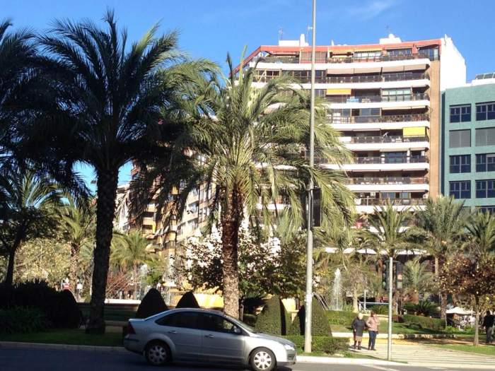 a perfect Saturday in Alicante