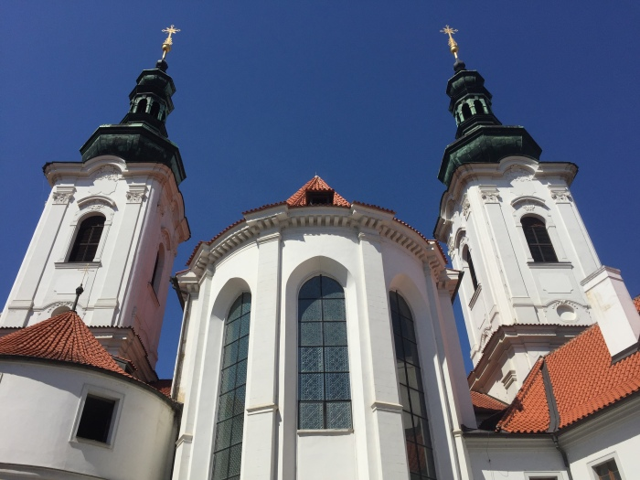 not enough time in Prague: Strahov Monastery