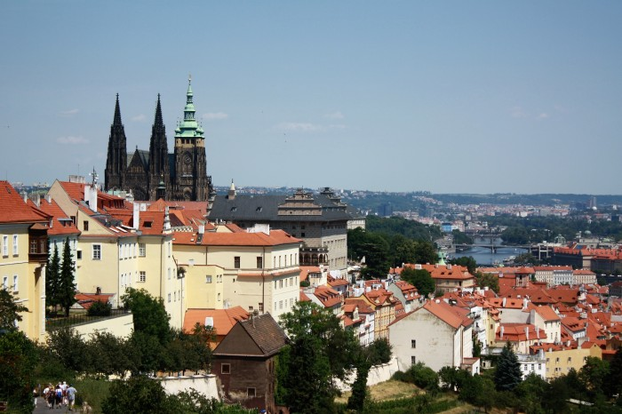 not enough time in Prague: our arrival
