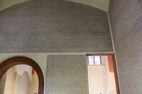 names on walls