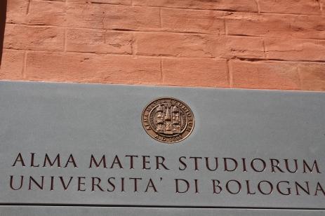 university - sign