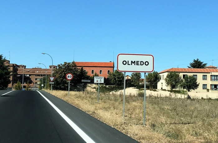 Road trip to Olmedo