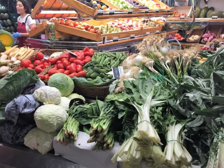 mercado - veggies 1