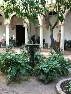 Courtyard of the Chapel - 2