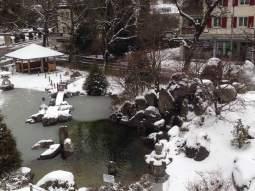 from hotel in Interlaken - water garden