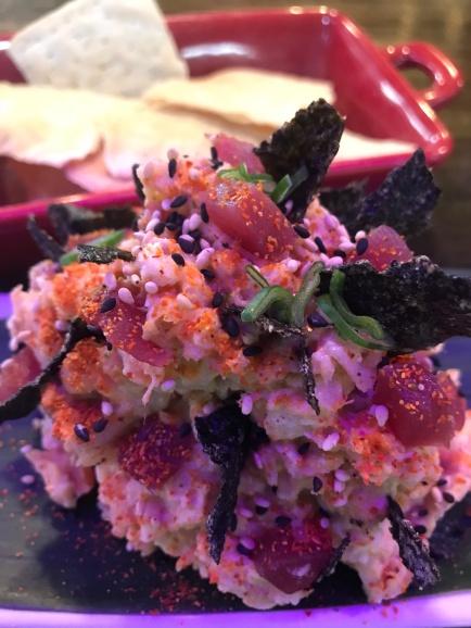 Katana - ensalada japonesa
