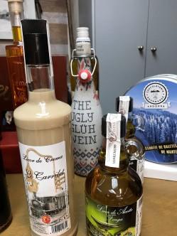 tasting bottles