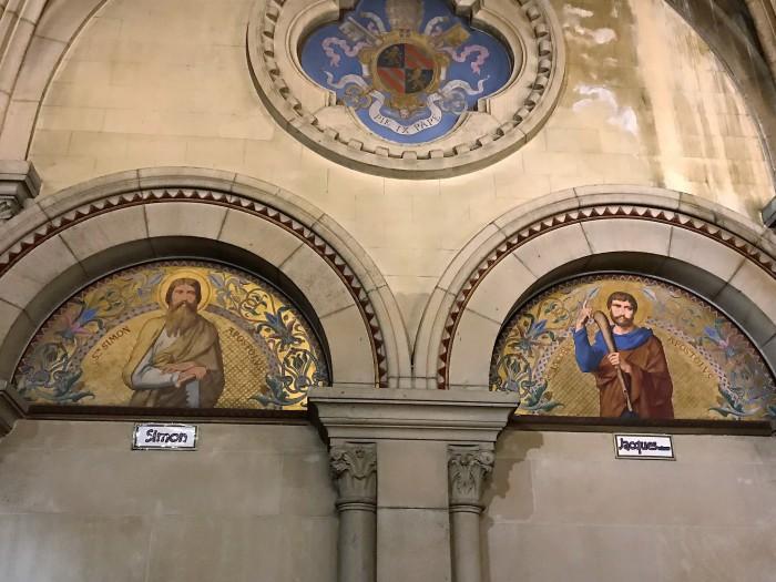 apostles with names