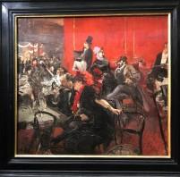 Giovanni Boldini - Scene du fete