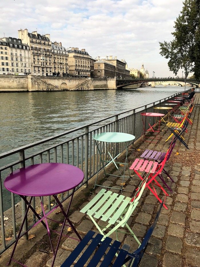 snapshots of Paris