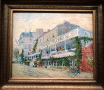 Van Gogh - le Restaurant de la Sirene