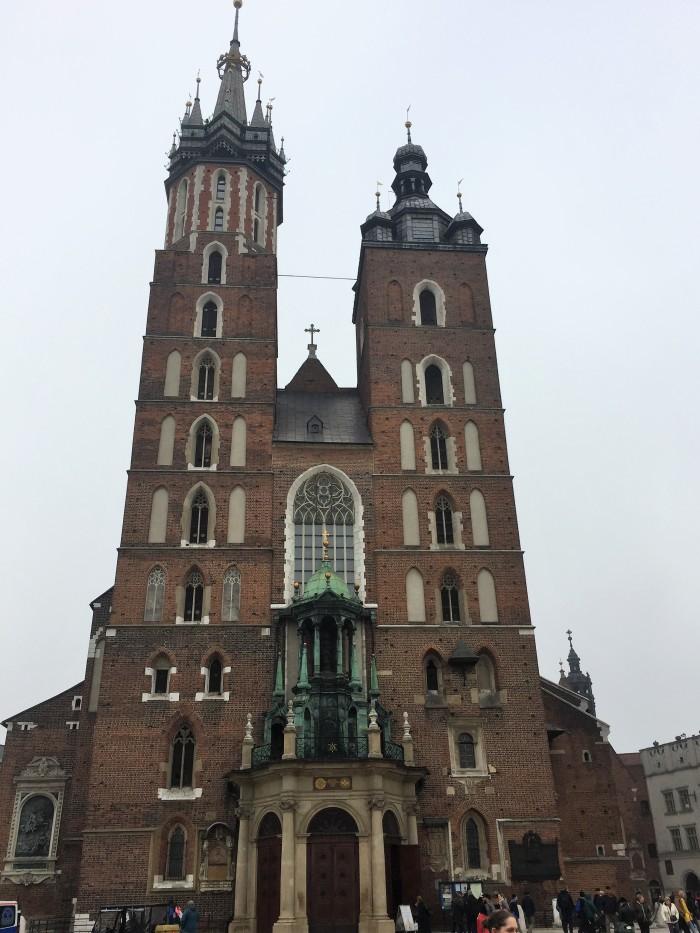 Krakow's churches