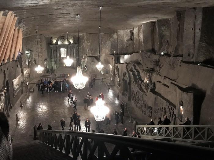 Weiliczka Salt Mine